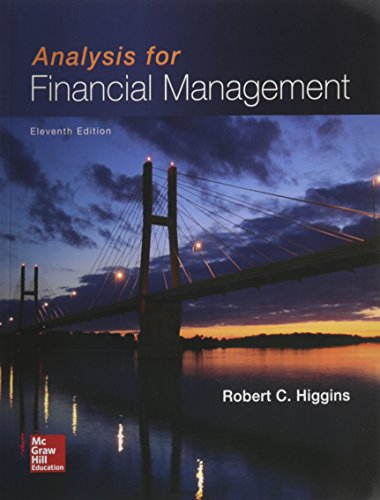 9781259542794: Analysis for Financial Management with Connect Access Card