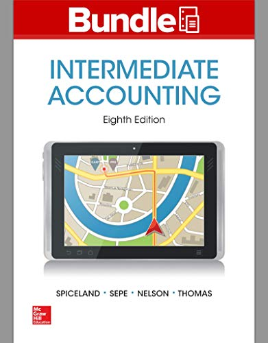 9781259542848: LooseLeaf Intermediate Accounting w/ Annual Report; Connect Access Card