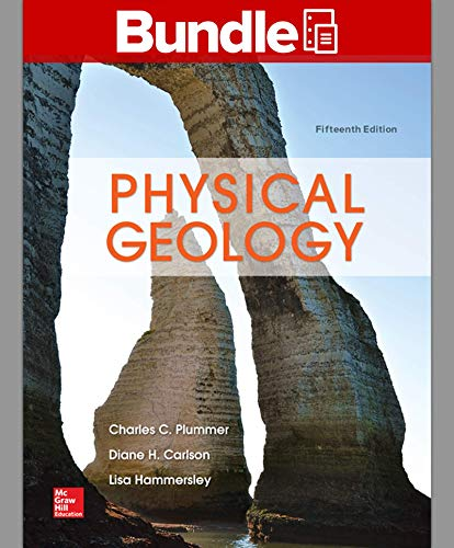 9781259544361: Combo: Loose Leaf Version for Physical Geology with Connect Access Card Geology with LearnSmart Access Card