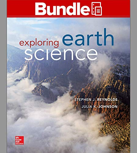 9781259545634: Loose Leaf for Exploring Earth Science with Connect Access Card Geology with LearnSmart Access Card