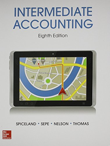Intermediate Accounting w/ Annual Report; Connect Access