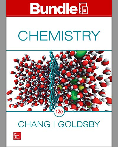 9781259547010: Combo: Loose Leaf for Chemistry with Connect 2-Year Access Card