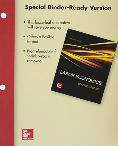 9781259547805: Loose Leaf Labor Economics with Connect Access Card with LearnSmart Access card