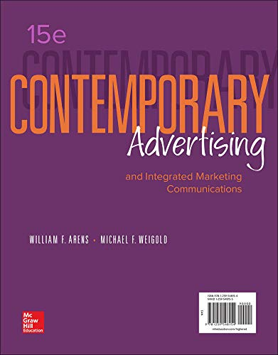9781259548154: Contemporary Advertising and Integrated Marketing Communications