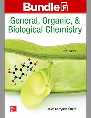 9781259548277: Combo: Loose Leaf for General Organic & Biological Chemistry with Connect Access Card Chemistry with LearnSmart 2 Semester Access Card
