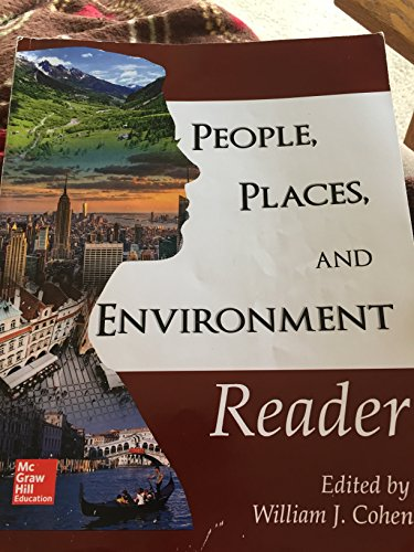 9781259550225: People, Places, and Enviroment Reader