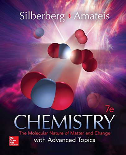 9781259550683: Chemistry: The Molecular Nature of Matter and Change With Advanced Topics