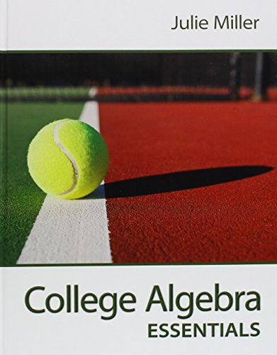 9781259562174: College Algebra Essentials with ALEKS 360 Access Card 18 Weeks
