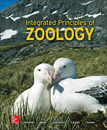LooseLeaf for Integrated Principles of Zoology: Hickman Jr. Emeritus,