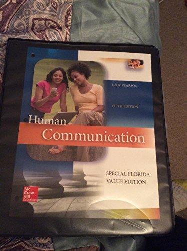 9781259566479: Human Communication