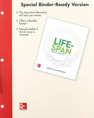 9781259568022: Looseleaf for LifeSpan Development