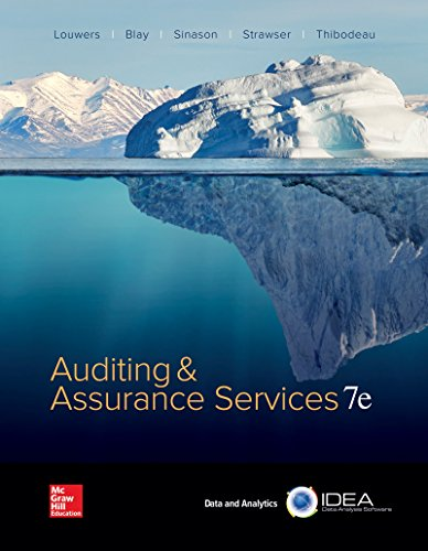 auditing assurance services