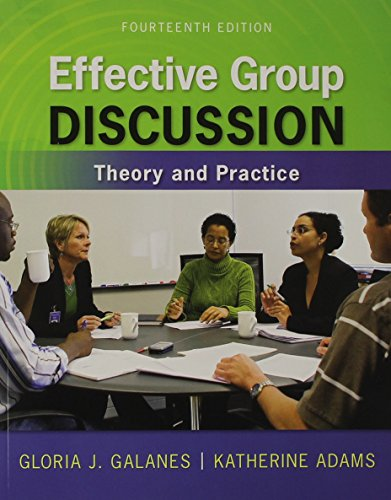 9781259575334: Effective Group Discussion with Connect Access Card