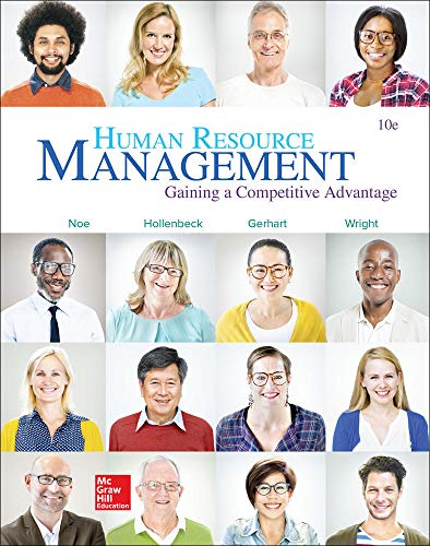 9781259578120: Human Resource Management: Gaining a Competitive Advantage