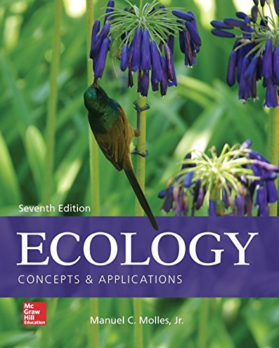 9781259581465: Ecology: Concepts and Applications with Connect Access Card
