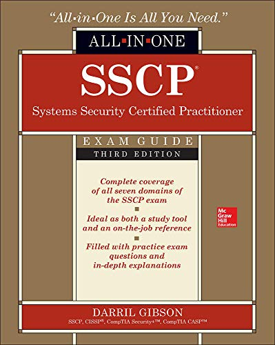9781259583070: SSCP Systems Security Certified Practitioner All-in-One Exam Guide, Second Edition