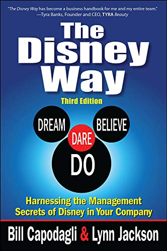9781259583872: The Disney Way:Harnessing the Management Secrets of Disney in Your Company, Third Edition