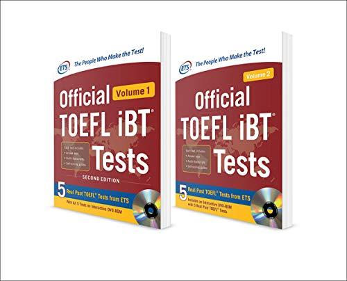 9781259584060: Official TOEFL iBT® Tests Savings Bundle (Test Prep)