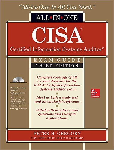 9781259584169: CISA Certified Information Systems Auditor All-in-One Exam Guide, Third Edition