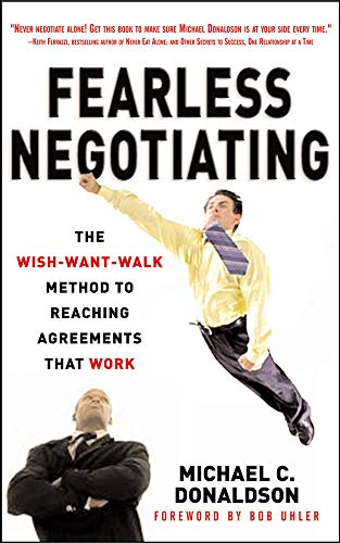 9781259584800: Fearless Negotiating (Business Books)