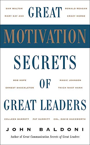 9781259584831: Great Motivation Secrets of Great Leaders (POD) (Business Books)