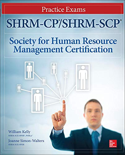 9781259584886: SHRM-CP/SHRM-SCP Certification Practice Exams (All in One)