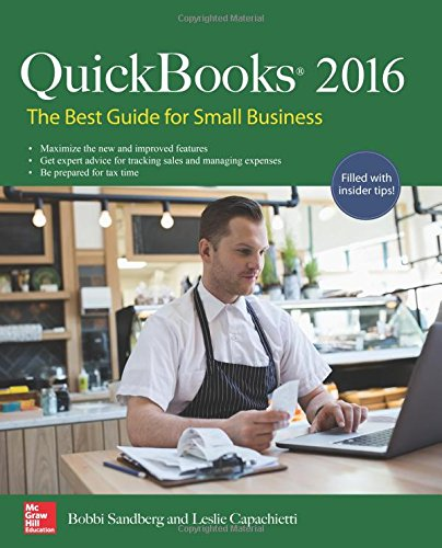 9781259585449: QuickBooks 2016: The Best Guide for Small Business