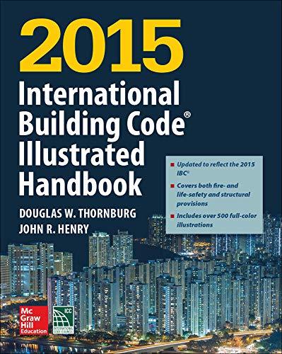 9781259586125: 2015 International Building Code Illustrated Handbook
