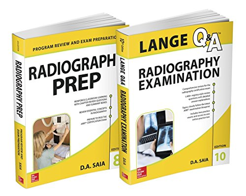 9781259586217: Saia Radiography Review Value Pack (VALPACK)