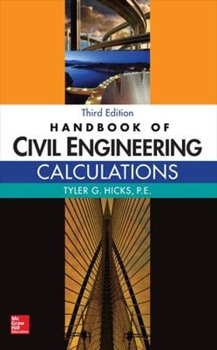 9781259586859: Handbook of Civil Engineering Calculations, Third Edition