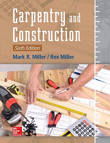 9781259587429: Carpentry and Construction