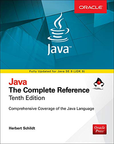 9781259589331: Java: The Complete Reference, Tenth Edition