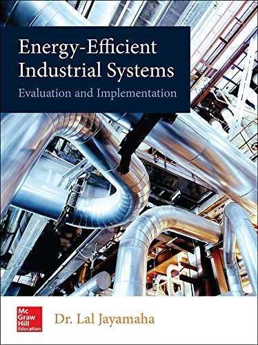 9781259589782: Energy-Efficient Industrial Systems: Evaluation and Implementation