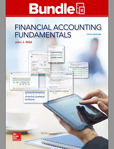 9781259591549: Loose-Leaf for Financial Accounting Fundamentals with Connect