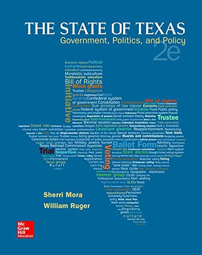 9781259593185: The State of Texas with Connect Access Card