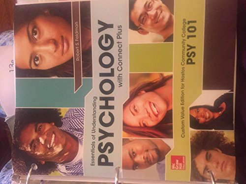 9781259594298: Essentials of understanding psychology with connect plus custom value edition for hostos community college Psy 101