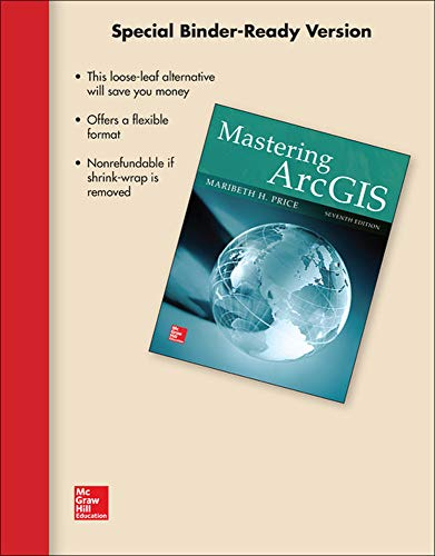 9781259598449: LooseLeaf for Mastering ArcGis