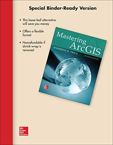 9781259598449: LooseLeaf for Mastering ArcGis