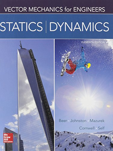 9781259600135: Package: Vector Mechanics for Engineers: Statics and Dynamics with 2 Semester Connect Access Card