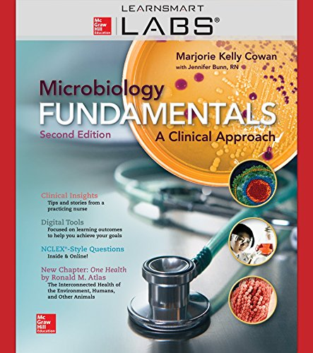 9781259602320: Connect with LearnSmart Labs Access Card for Microbiology Fundamentals