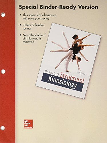 9781259614385: Loose Leaf for Structural Kinesiology with Connect Access Card