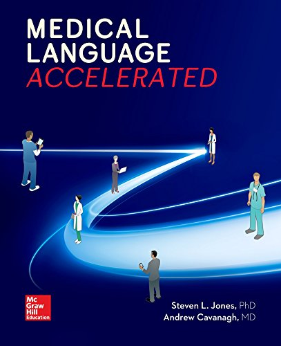 Medical Language Accelerated: Jones, Steven; Cavanagh,