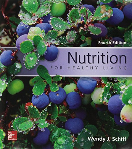 9781259621246: Nutrition For Healthy Living with Connect Access Card