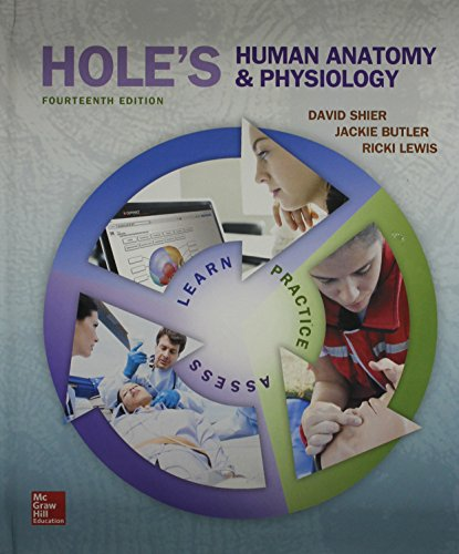 9781259621260: Combo: Hole's Human A&p with Connect Access Card