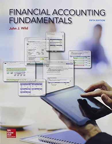 9781259621734: Financial Accounting Fundamentals with Connect