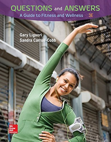 9781259623714: Questions and Answers: A Guide to Fitness and Wellness with Connect Access Card