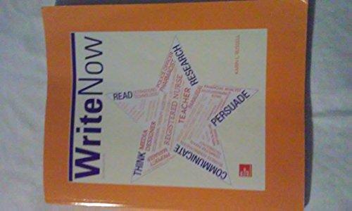 9781259627071: Write Now