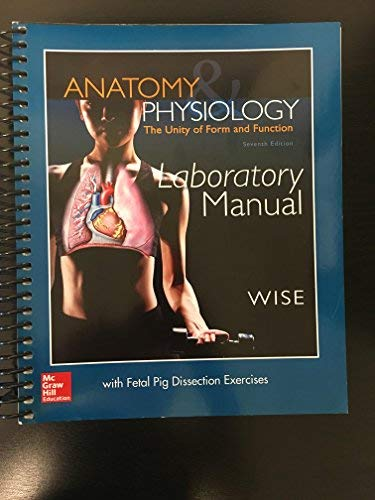 9781259628160: Laboratory Manual for Anatomy & Physiology