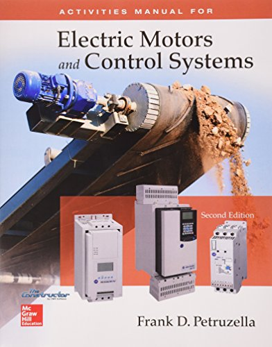 9781259629150: Package: Activities Manual for Electric Motors and Control Systems with Constructor Access Card