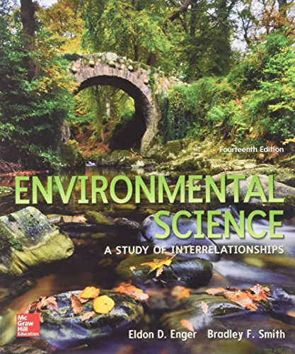 9781259629952: Package: Environmental Science with Connect 1-semester Access Card